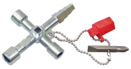 Rs Pro Cabinet Key Aluminium