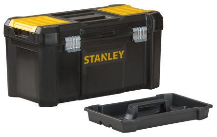 Stanley Plastic Tool Box dimensions 406 x 205 x 195mm