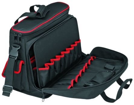 Multi-pocketed tool bag