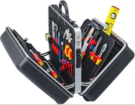 Knipex 65 Piece Electricians Tool Kit VDE Approved
