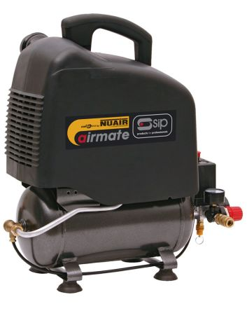 SIP, 6L Silent Air Compressor, 8bar