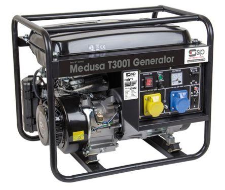 SIP 2600W Generator, 12 V dc, 230 V ac Output