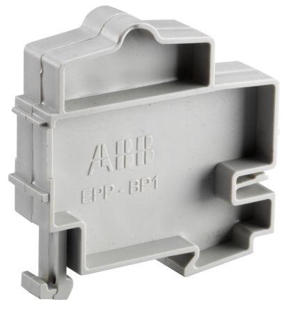 MCB/RCBO Blank Spacer, DIN Rail Mount EPP-BP1