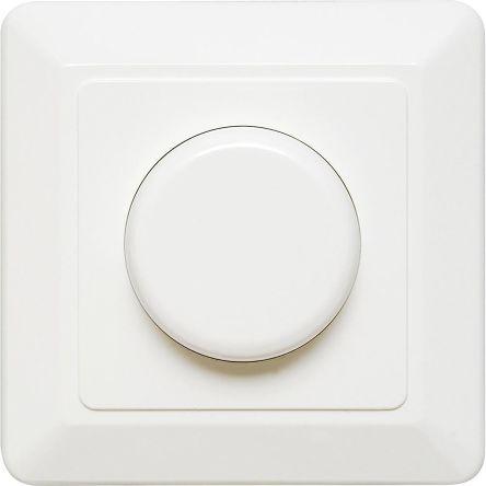 2 Way 1 Gang Dimmer Switch, 35W, 230 V