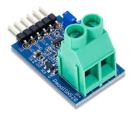 Digilent Current Sensor Expansion Module 410-325