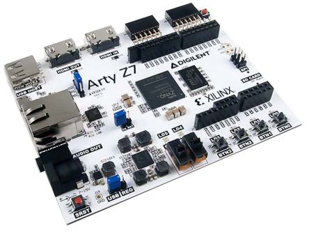 Arty Z7-20 Zynq-7000 Development Board