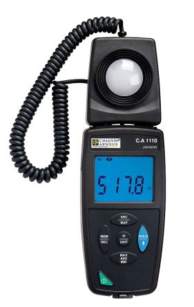 C.A 1110 Light Meter, 18580 fc, 200000 lx product photo