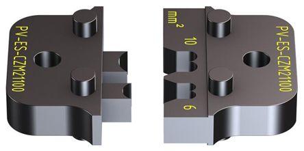ABB MC4-Evo2 Series, Crimp Die Set, Solar Cable Connector, Wire size 4 → 10 mm²