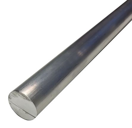 6082T6 Aluminium rod, 10mmdia x 1m, 5 pk