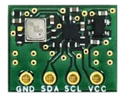 Murata MEX-1031, Barometric Pressure Sensor Evaluation Board for ZPA2326-0311A