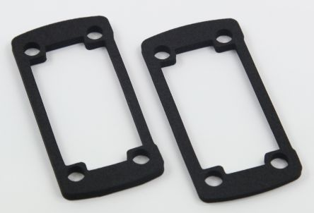 64.7 x 3 x 31.2mm Seal for use with Extruded Aluminium Enclosures