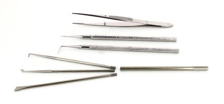 Kit of 5 probes and 1 tweezers - SS