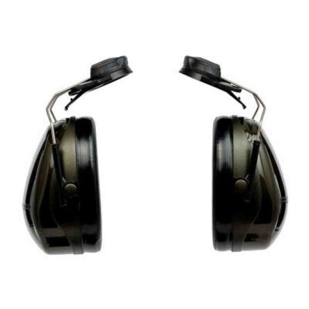 3M PELTOR Optime II Ear Defender with Helmet Attachment, 30dB