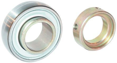 Radial Insert Ball Bearing ID 17mm, OD 4