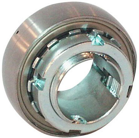 Radial ball bearing insert 25mm ID 62mm