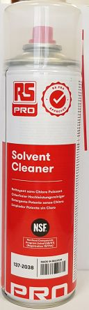 RS PRO 500 ml Aerosol Multi-purpose Cleaner,Food Safe for Cleaning
