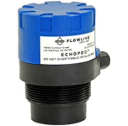Flowline UG03 Series, Reflective Ultrasonic Multi-Function Liquid Level Transmitter Horizontal, Vertical Mounting Level