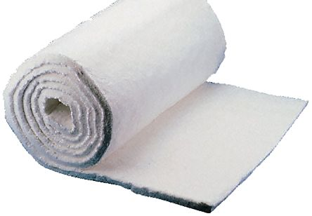 Superwool Fibre Thermal Insulation Sheet, 2.4m x 610mm x 25mm
