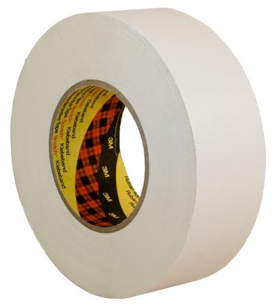 9087 9mmx50m 3m 9087 White Double Sided Plastic Tape