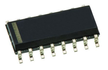 ON Semiconductor NCD5700DR2G Triple Half Bridge MOSFET Power Driver, -6 A, +4 A 16-Pin, SOIC