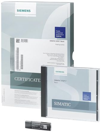 SIMATIC STEP 7 BASIC V14 FLOATING LICENSE ON A USB DRIVE