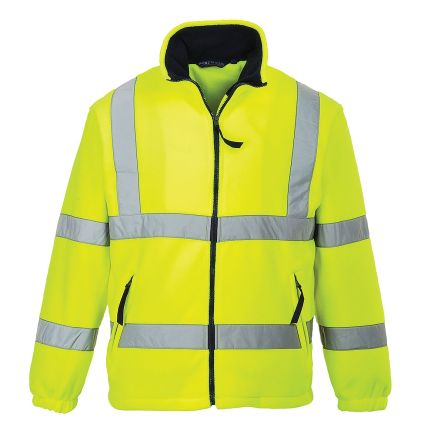 RS PRO Yellow Men's No Polyester Fleece XXL