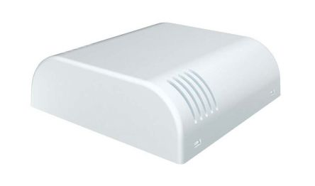Thermo 80 Thermostat Enclosure, 80 x 80 x 20.2mm