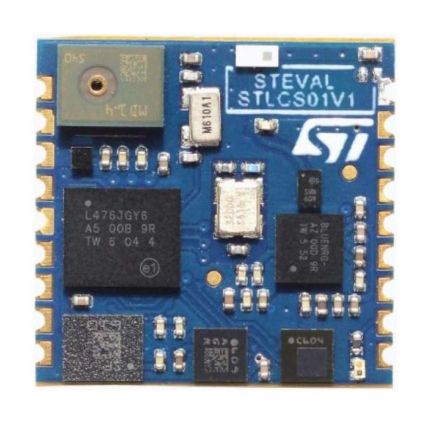 STMicroelectronics STEVAL-STLCS01V1, SensorTile Motion Sensor Data Capture Card