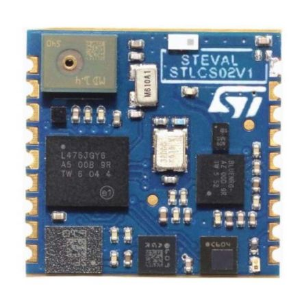 STMicroelectronics STEVAL-STLCS02V1, SensorTile Motion Sensor Data Capture Card