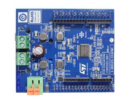 STMicroelectronics X-NUCLEO-CCA01M1, Sound Terminal Audio Amplifier Expansion Board for STM32 Nucleo for STA350BW