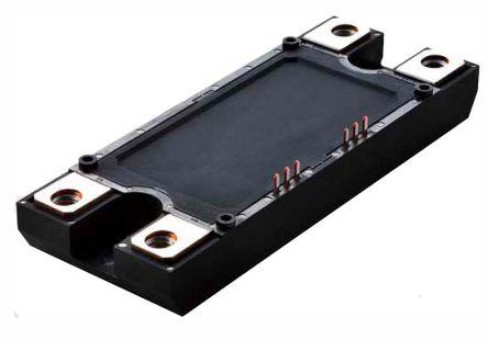 BSM120D12P2C005 Dual SiC N-Channel SiC Power Module, 120 A, 1200 V BSM, 4-Pin C ROHM