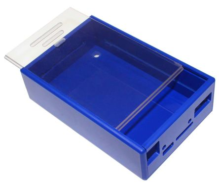 DesignSpark Beaglebone Blue Case, Blue