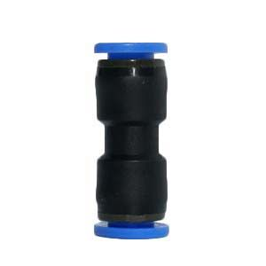 Straight Tube to Tube Reducer 6 to 4 mm