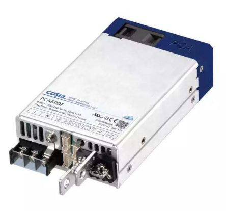 PCA600F-5-P2   Cosel 600W Embedded Switch Mode Power Supply SMPS ...