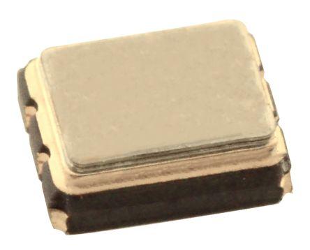 RS Pro, 4 MHz Clock Oscillator Crystal Oscillator, ±50ppm HCMOS, 4-Pin SMD