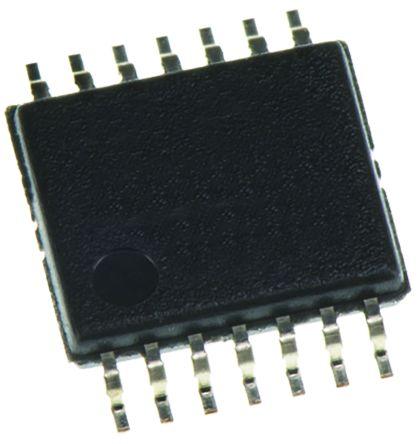 Toshiba 74VHC14FTBJ, Hex Schmitt Trigger, Inverting Inverter, 14-Pin TSSOP 2500