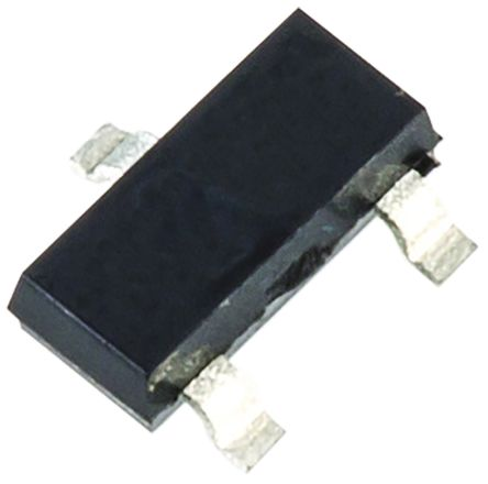 Toshiba, RN1402,LFT NPN Digital Transistor, 100 mA 50 V 10 kΩ, Ratio Of 1, 3-Pin SOT-23 3000