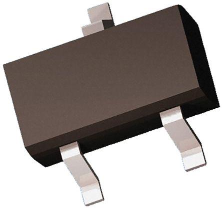 SSM3K15AFS,LFT N-Channel MOSFET, 100 A, 30 V, 3-Pin SOT-416 Toshiba