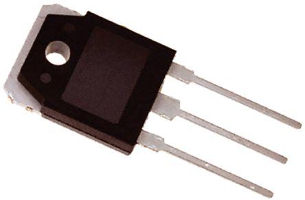 Toshiba MOSFET N-kanałowy TK30J25D,S1FO 250 V 30 A 3-Pin TO-3PN 25