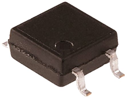 Toshiba, TLP185GR-TPR,SET DC Input Phototransistor Output Optocoupler, Surface Mount, 4-Pin SO6