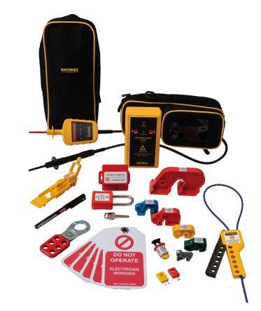 Martindale VIPDLOKPRO138 Voltage Indicator & Proving Unit Kit 400V RS Calibration