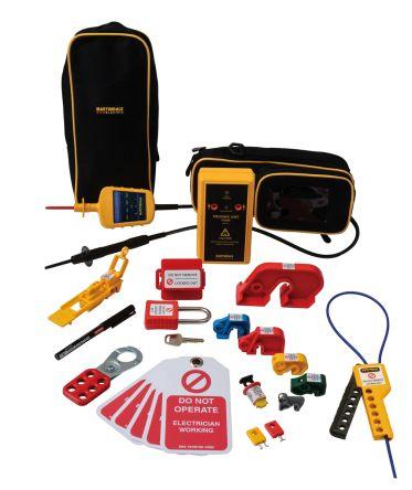 Martindale VIPDLOKPRO150 Voltage Indicator & Proving Unit Kit 690V LED RS Calibration