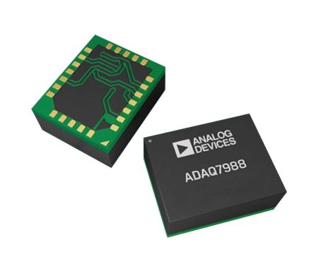 Analog Devices ADAQ7988BCCZ Data Acquisition Circuit, 16 bit, 24-Pin LGA