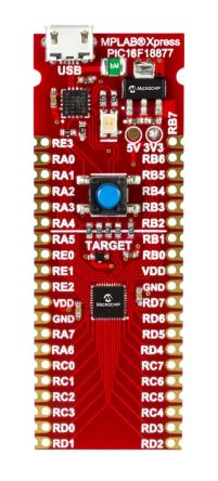 Microchip MPLAB Xpress Evaluation Board DM164142