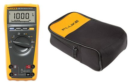 Fluke 175 Multimeter with C25 Case