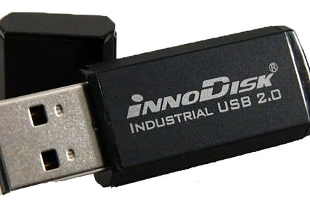 Innodisk 8GB 2SE USB2.0  Industrial