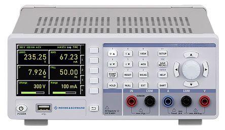 Rohde & Schwarz HMC8015-G Power Quality Analyser