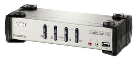 CS1734B 4 PORT KVMP SWITCH PS2/USB