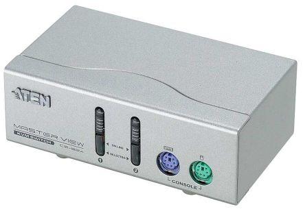 CS82A 2 port PS2 KVM Switch