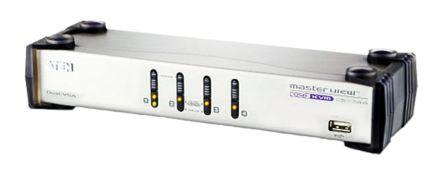 CS1744 4 port USB Dual KVMP Switch